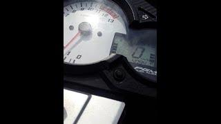 Top speed cb150r pake busi iridium denso