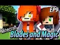 """The Product of Magic """"The Witches"""" - Minecraft Blades and Magic EP9 - Minecraft Roleplay"""