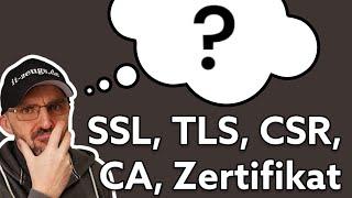 SSL/Zertifikat und Verschlüsselung von Websites einfach erklärt