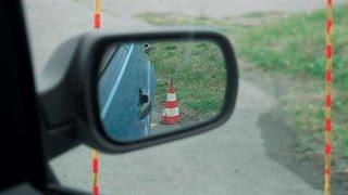 Как ехать задним ходом по зеркалам?(Для того, чтобы без ошибок ехать задним ходом, в первую очередь нужно правильно настроить боковые зеркала...., 2015-11-12T18:00:01.000Z)