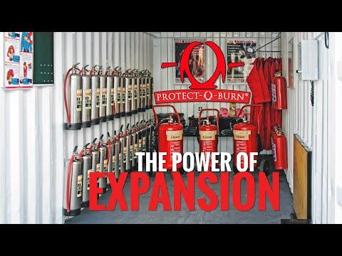 Protect-o-Burn Foam Extinguishers
