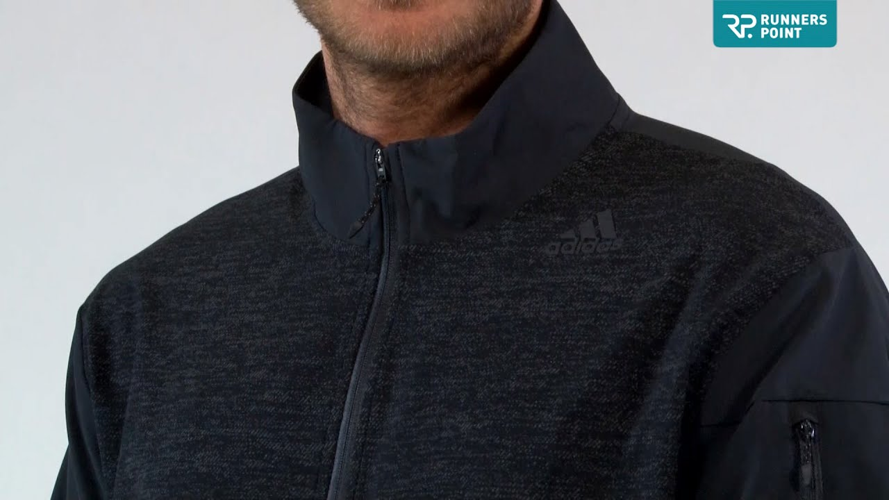 adidas supernova storm jacket review