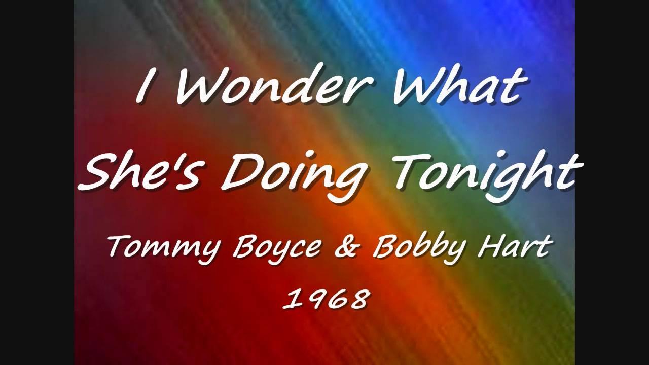 Boyce and Hart Tommy Boyce and Bobby Hart Alice Long - Adios Nena