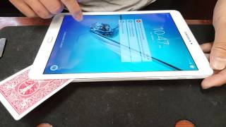 Samsung Galaxy tab s2 t810 t815 screen extraction