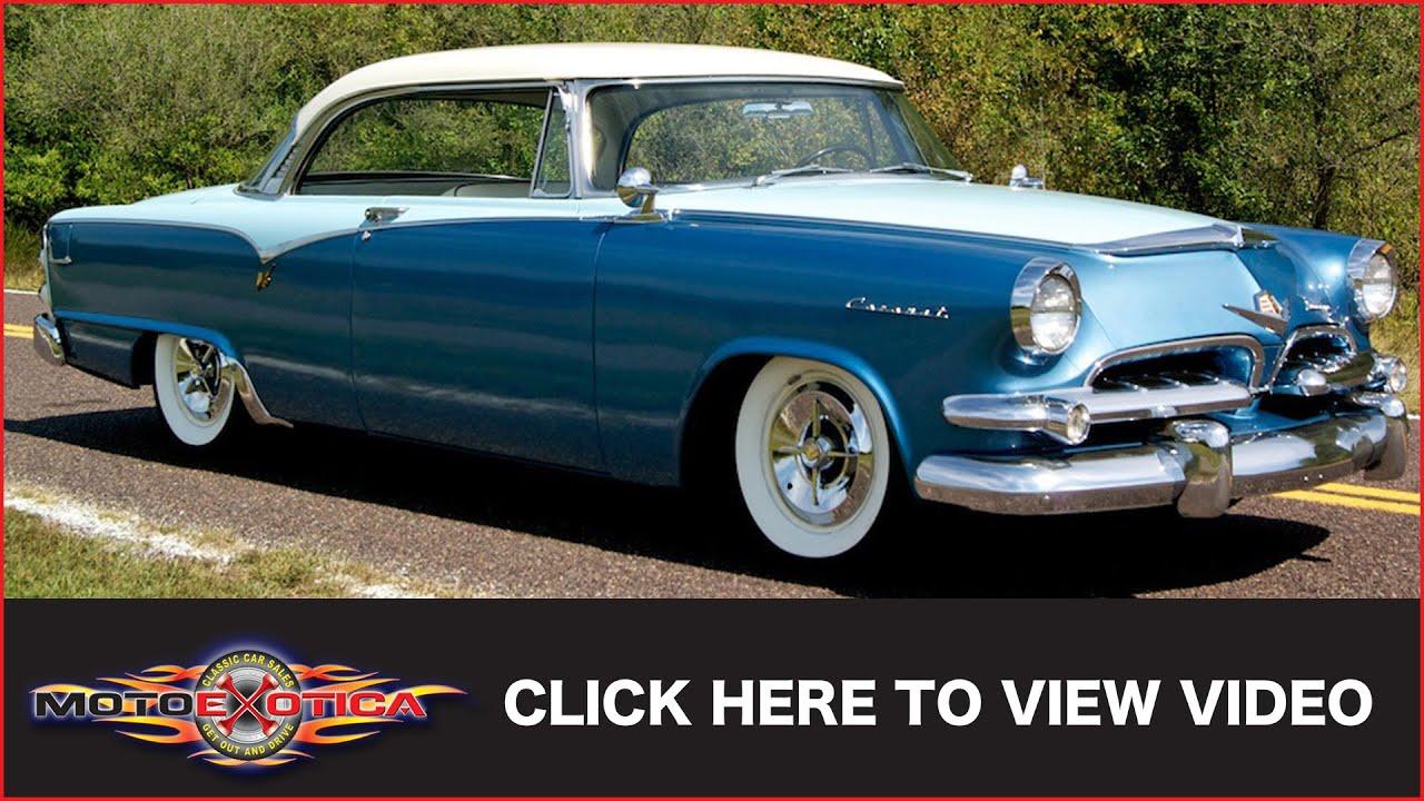 1955 Dodge Coronet (SOLD) - YouTube