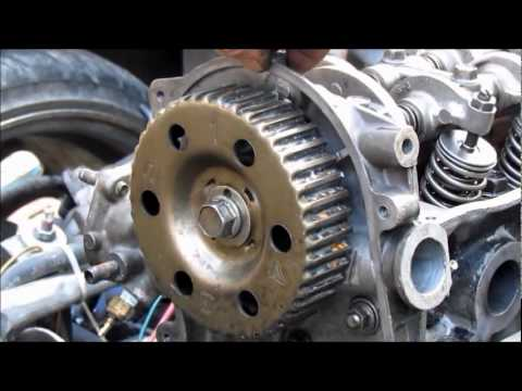 Rebuilding An Engine Part 2 - YouTube