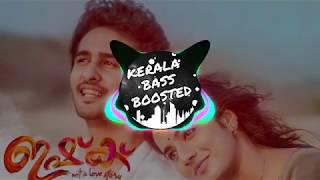 Parayuvaan [Bass Boosted] Song | ISHQ Malayalam Movie