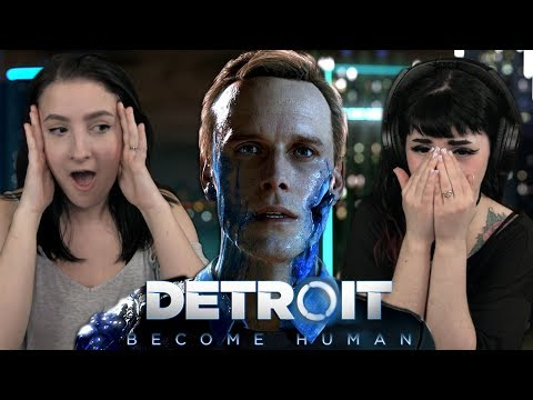 YOU LIED TO ME | Detroit: Become Human | 1