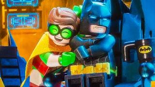 THE LEGO BATMAN MOVIE Clip - Behind The Bricks (2017)