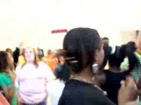 Danceoff at Southern High School