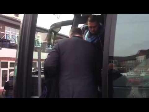 Sam Allardyce West Ham Utd in Southport