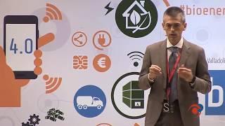 Ponencia de Palazzetti sobre la transformación digital de las empresas de bioenergía