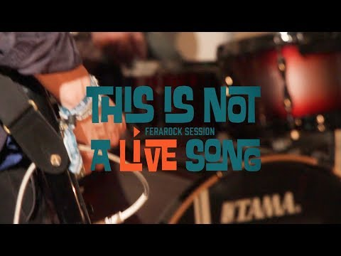 This is Not a LiVE Song Ferarock Sessions - VUNDABAR