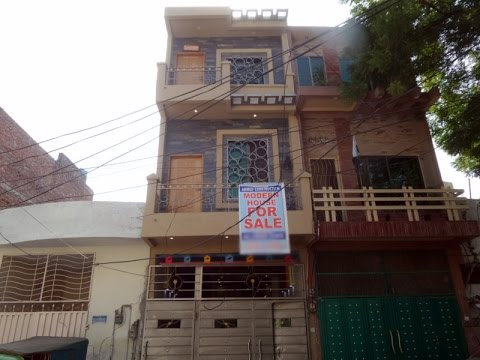 2 5 Marla Triple Storey House For Sale In Green Town