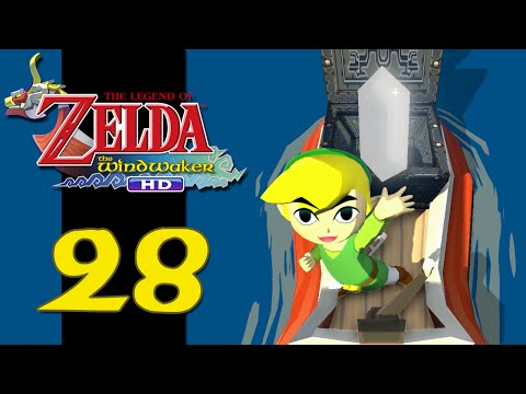 Treasure Chart 11 Why?! | Zelda: The Wind Waker HD | Episode 28