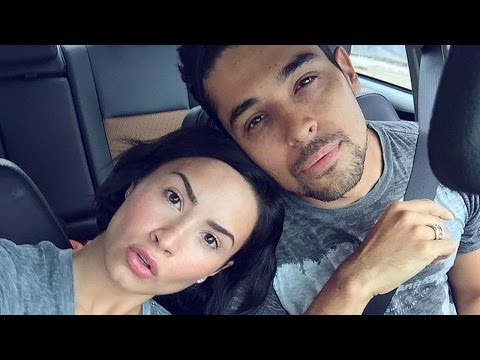 Demi Lovato Ready To MARRY Wilmer Valderrama?!