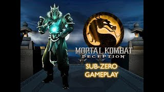 Mortal Kombat: Deception - Sub-Zero Gameplay [720p60]
