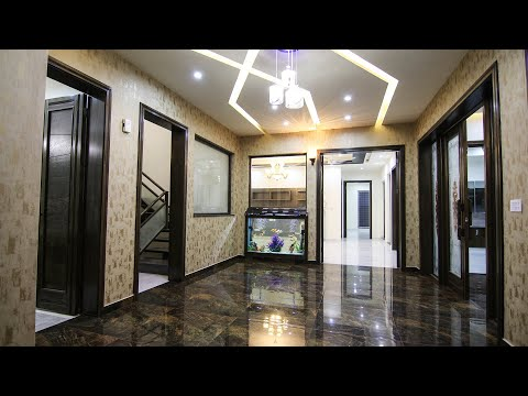 1 Kanal Modern Designed House In Valencia Town L Price: 4.2 Crore