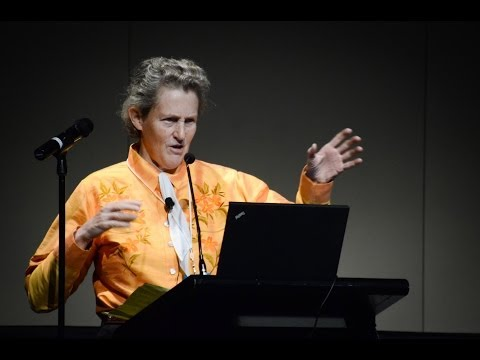 "Temple Grandin: ""The Autistic Brain"""