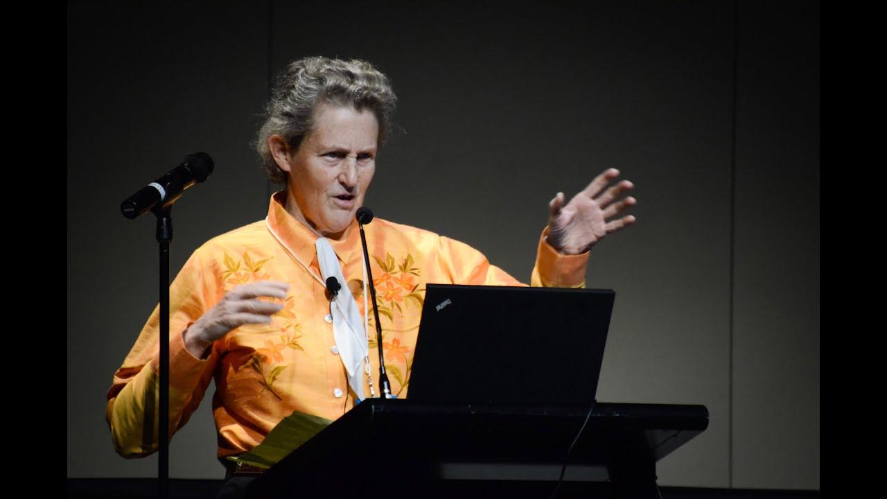 """Temple Grandin: """"The Autistic Brain"""""""