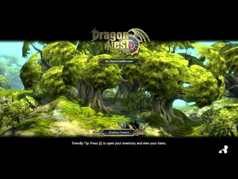 Dragons Nest gameplay Co-Op MMORPG - Part 4 - Back to the woods