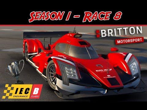 Motorsport Manager - Endurance Series DLC - Season 1 Race 8 - Britton Motorsport