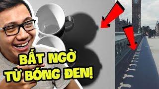 ĐIỀU BẤT NGỜ ĐẾN TỪ CÁI BÓNG ĐEN CỦA ĐỒ VẬT!!! (Sơn Đù Vlog Reaction)