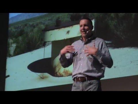 We Are Sitting On The Sun | Robert Podgorney | TEDxIdahoFalls