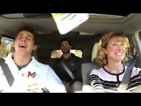 Carpool Karaoke (feat. Ryan)