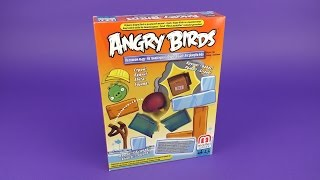 Angry Birds On Thin Ice Game Video for Kids