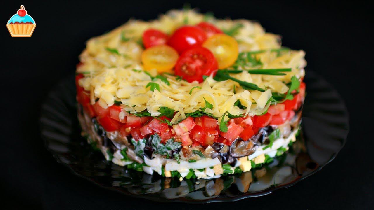 Рецепт салата из огурцов на зиму пошаговый рецепт