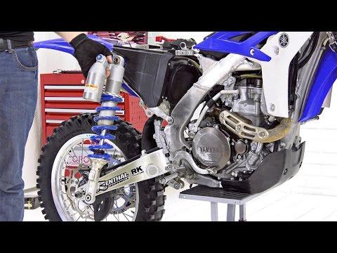 Смотреть Как Снять Задний Амортизатор на Мотоцикле