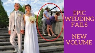Epic Wedding Fails viral video funny