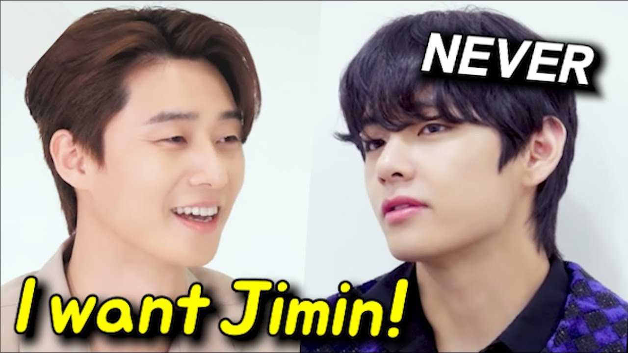 Download Why Taehyung NEVER Introduce BTS Members to his Friends