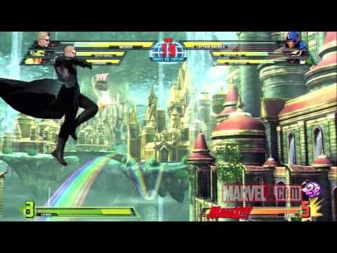 Marvel vs Capcom 3: Wesker Spotlight