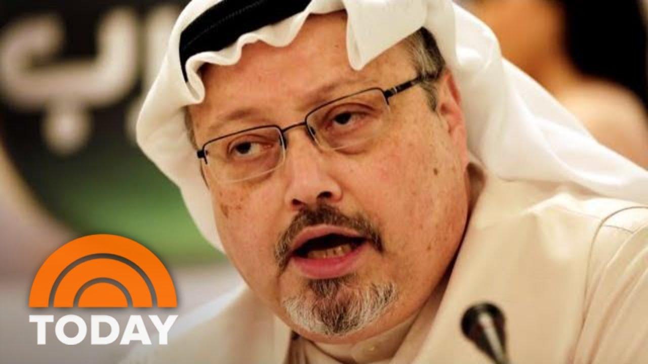 Saudi Leaders May Admit Journalist Jamal Khashoggi Was Killed In Consulate | TODAY