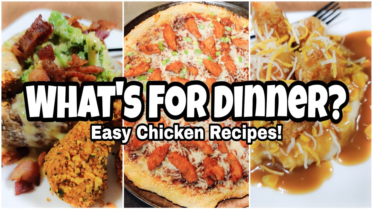 What's For Dinner? | Real Life Meal Ideas | Budget Dinner Ideas