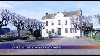 Yvelines | Les enjeux des Municipales à Coignières