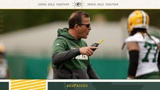 Mic'd Up: Packers Defensive Coordinator Joe Barry