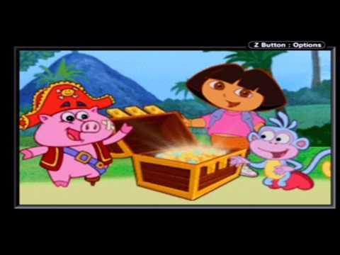 Dora The Explorer Search For Pirate Pigs Treasure Episode 7