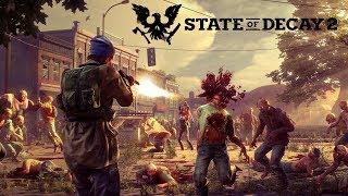 STATE OF DECAY 2 Gameplay I Live #01 🧟 Willkommen im Zombieland [Deutsch/HD]
