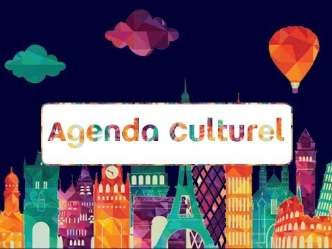 agenda culturel du  jeudi 22 Mars 2018 - Nessma Tv