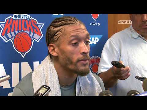 Michael Beasley: I'm Your Favorite Player's Favorite Player | New York Knicks | MSG Networks
