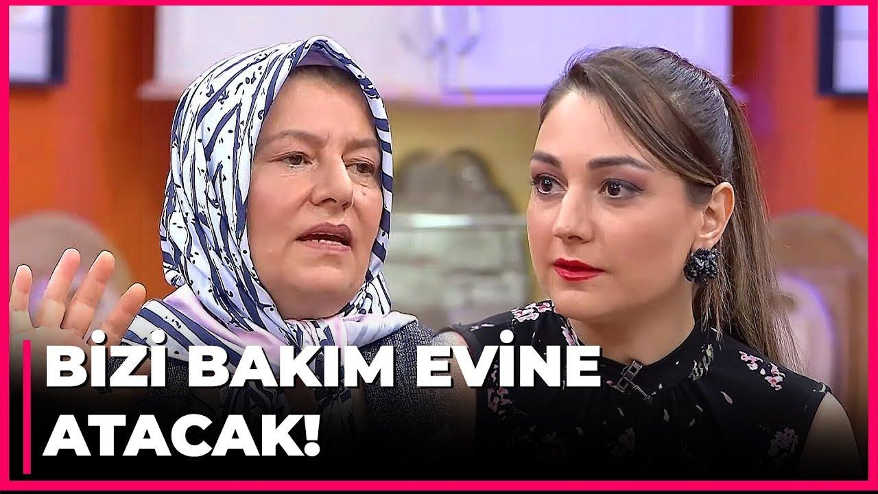 Pınar, Emine Hanım'ı Bakım Evine Yerleştireceğini Söyledi! - Gelinim Mutfakta 359. Bölüm