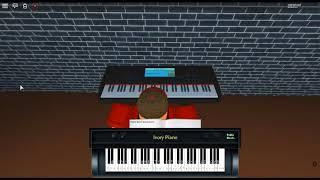 Signe de la paix / - Boku No Hero Academia OP 2 par: Kenshi Yonezu sur un piano ROBLOX.