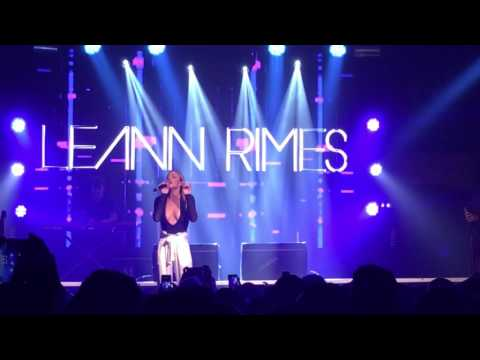 Leann Rimes - How Do I Live (Live performance at Heaven Nightclub, London 6th August 2016)