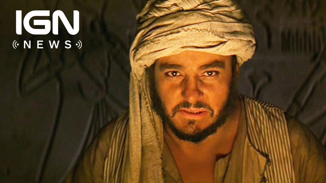 Indiana Jones 5: John Rhys-Davies Wants Sallah to Return – IGN News