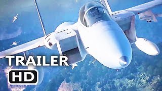 PS4 - Ace Combat 7 Skies Unknown Gameplay Trailer (2018)