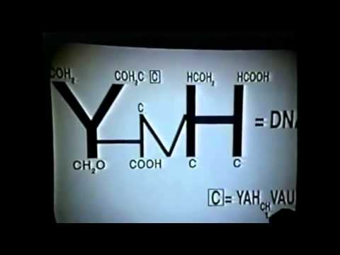 Illuminati Knows YHVH Tetragrammaton Is Formula For DNA And Keep It Secret From You