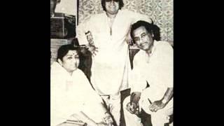 Dil Tha Akela Lata Mangeshkar Bappi Lahiri Duet Surakksha